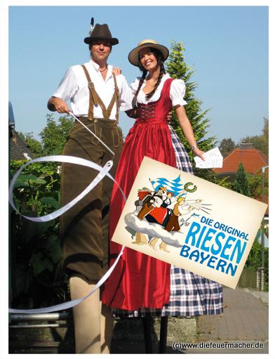 Die Original Riesen Bayern